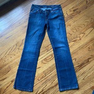 Seven7 Premium Bootcut Jeans Sz 30